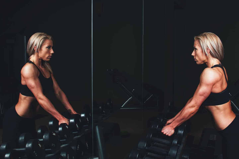 Biceps trainen