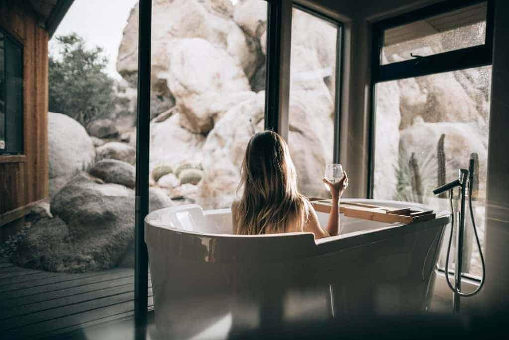 heet bad goed voor afname vetmassa
