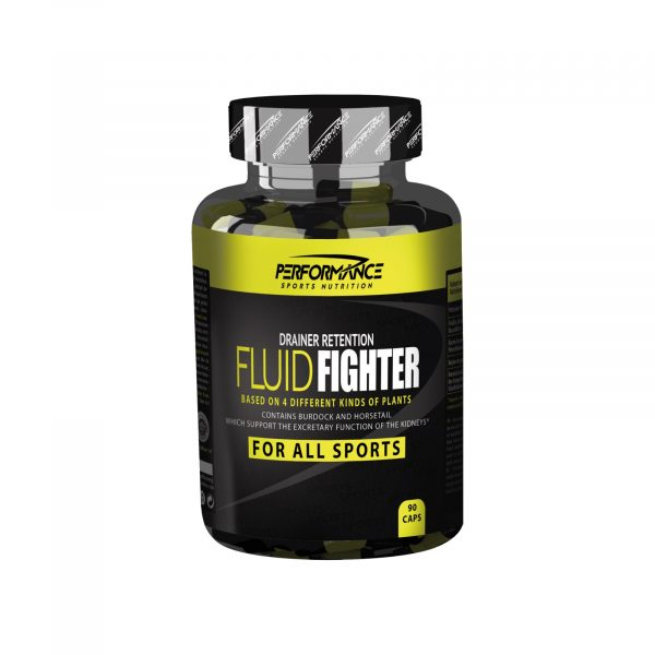 FLUID FIGHTER PERFORMANCE SPORTS NUTRITION