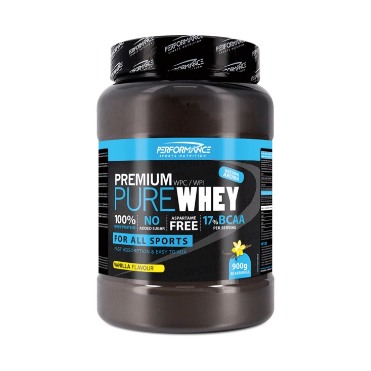 PURE WHEY PERFORMANCE SPORTS NUTRITION