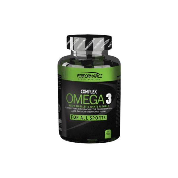 Omega 3 - performance sports nutrition