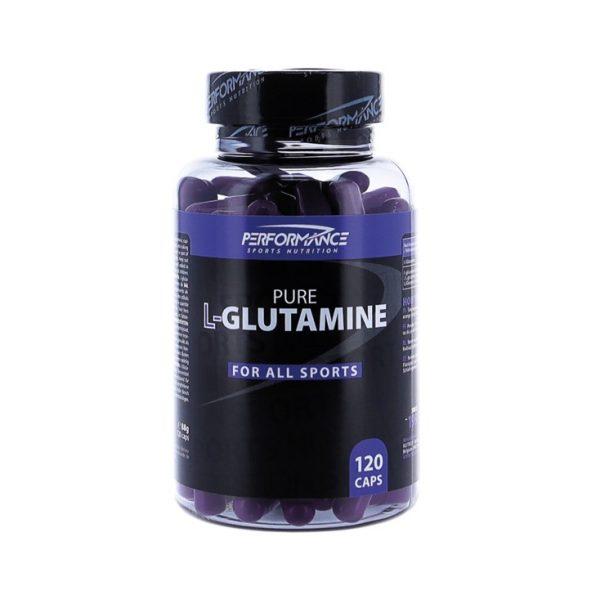 glutamine caps - performance sports nutrition