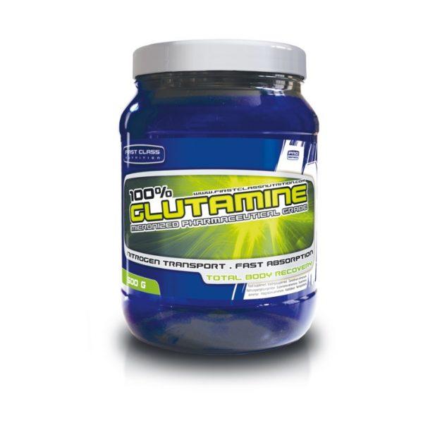 glutamine - first class nutrition
