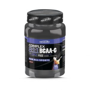 BCAA-G 8:1:1 COMPLEX PERFORMANCE SPORTS NUTRITION
