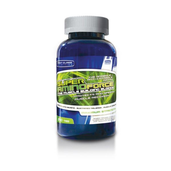 super amino force